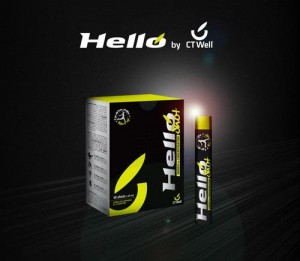 Produit phare CT WELL - Hello Shot
