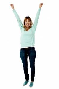 La confiance en soi : La positive attitude