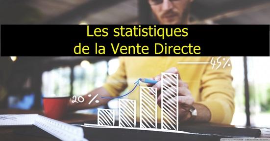 Statistiques vente directe