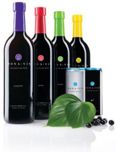 Produit phare Monavie