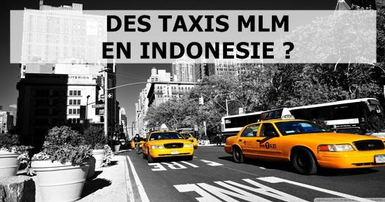 Taxi MLM Indonésie