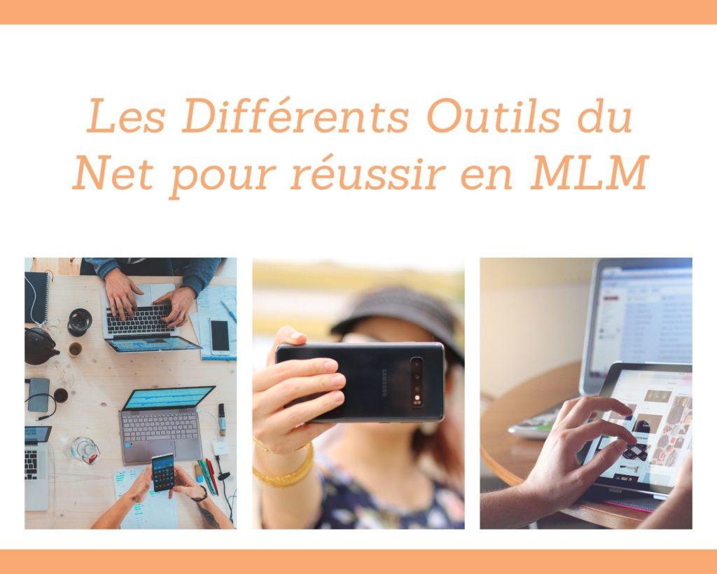 Les Différents Outils MLM du Net pour réussir en MLM - www.reussirsonmlm.com