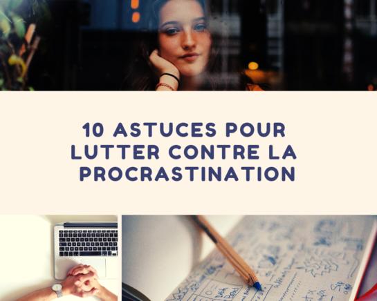Astuces procrastination - www.reussirsonmlm.com