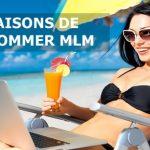 Voici les 3 bonnes raisons de CONSOMMER MLM. Donnez-les à vos Prospects et Clients…
