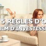 Les 5 règles d'or importantes pour réussir votre MLM d'investissement