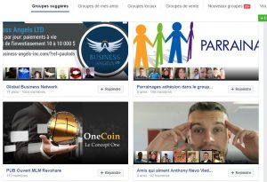 Groupe Facebook MLM 6