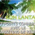 Découvrez les 3 points communs troublants entre le jeu KOH LANTA et le MLM