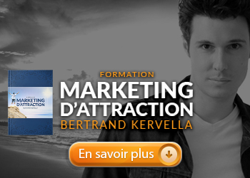 Formation Marketing d'attraction