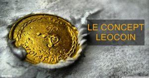 Concept Leocoin