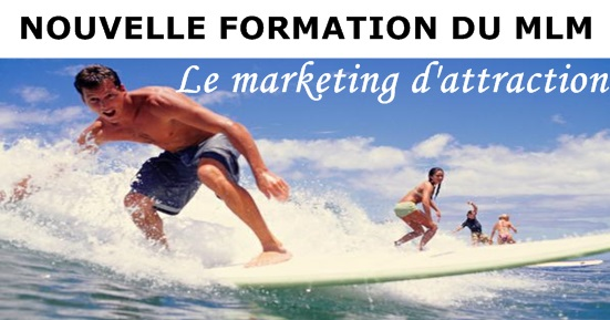 formation marketing d'attraction personal branding