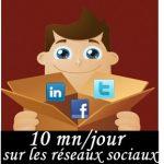Comment publier rapidement sur les réseaux sociaux en 10 mn/jour maximum ? Le test Slack Social
