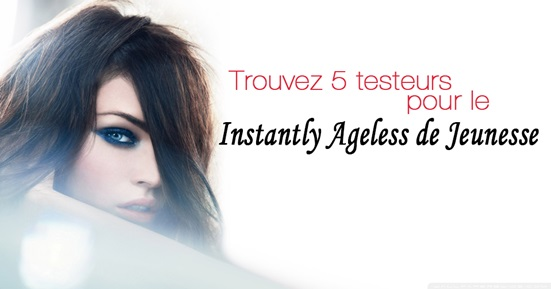 Avis Instantly Ageless Jeunesse Global