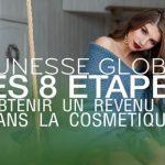 Mon avis sur JEUNESSE GLOBAL + les 8 étapes pour gagner des revenus mensuels à 4 chiffres dans la cosmétique
