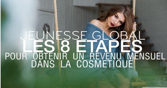 Avis Jeunesse Global les 8 étapes 2