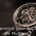 Mon avis sur la disparition du bracelet connecté CT Band de Multiwin