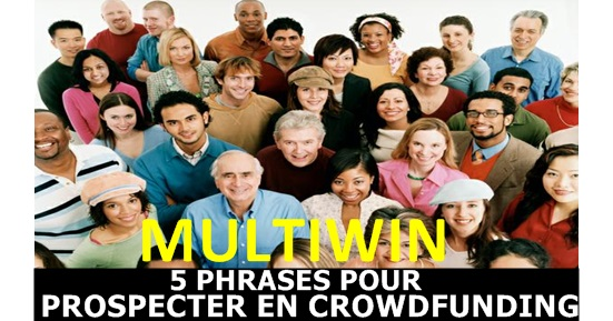 concept multiwin crowdfunding MLM