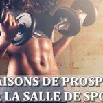 2 raisons de choisir la salle de gym pour prospecter en MLM + BONUS le script à utiliser…