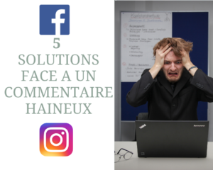 Commentaire haineux 5 Solutions - www.reussirsonmlm.com