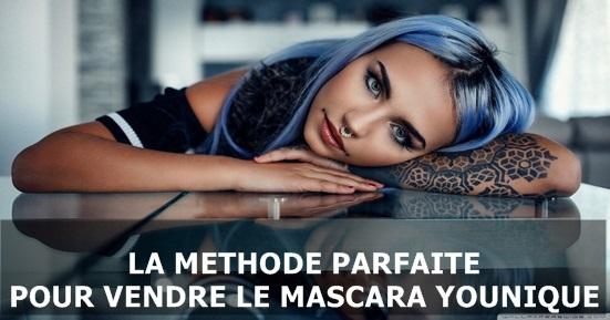 Mascara 3D Younique méthode parfaite