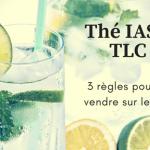 Avis sur le thé IASO détox de TLC + 3 règles pour le promouvoir sur les réseaux sociaux