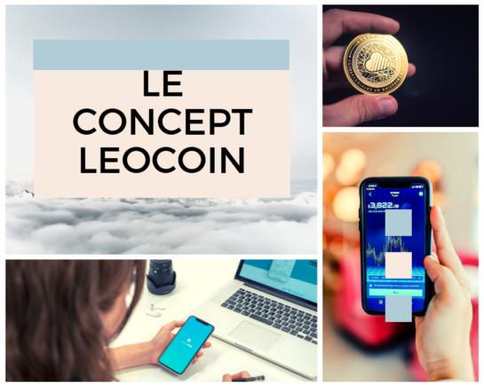 Concept Leocoin - www.reussirsonmlm.com