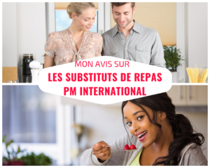 avis substituts de repas PM International - www.reussirsonmlm.com