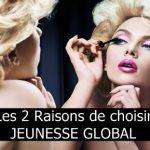 Découvrez les 2 raisons de choisir JEUNESSE GLOBAL + les 8 étapes pour gagner des revenus mensuels à 4 chiffres dans la cosmétique