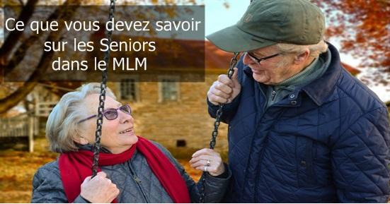 seniors dans le MLM