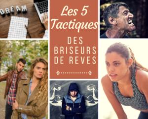 Les 5 Tactiques des Briseurs de Rêves - www.reussirsonmlm.com