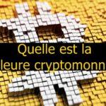 Quelle est la meilleure cryptomonnaie ? Voici le classement de ces monnaies virtuelles