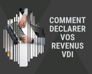Feuille d'Impot Statut Vdi - www.reussirsonmlm.com