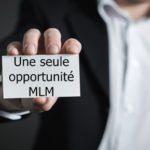 Pourquoi une seule opportunité MLM est suffisante pour réussir ? Regardez ces 5 concepts…