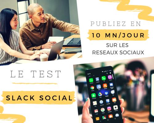 Test Slack Social Réseaux Sociaux - www.reussirsonmlm.com