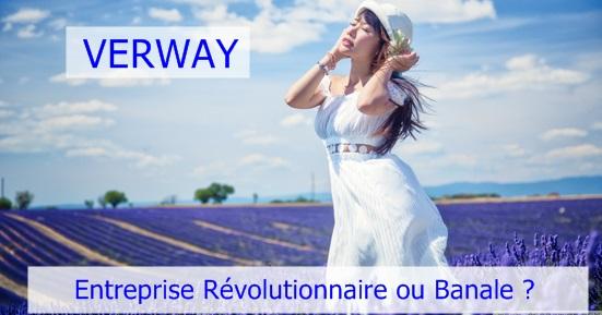 Verway Avis revolutionnaire ou banale - www.reussirsonmlm.com
