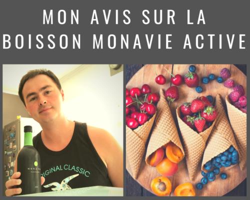 Boisson Monavie Active - www.reussirsonmlm.com