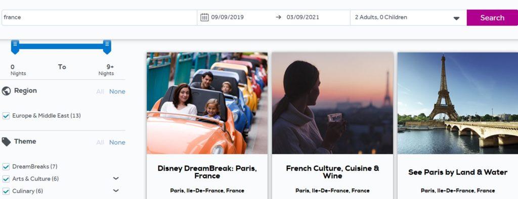 Worldventures Dreamtrip français Voyage MLM