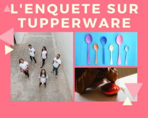L'enquête sur Tupperware - www.reussirsonmlm.com